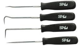 SP Tools Hook & Pick Set 4Pce