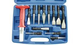 """SP Tools Punch & Chisel 12Pc 3/8""""Dr"""