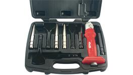 """SP Tools Punch & Chisel 9Pc 1/2""""Dr"""