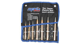 SP Tools Punch Taper 7Pc Set