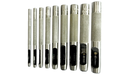 SP Tools Punch Hollow 9Pc Set