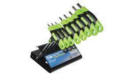 SP Tools Hex Key T-Handle 8Pc Torx Set