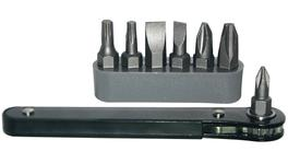SP Tools Bit Set 8Pc Ratchet Driver