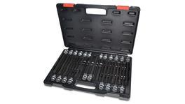 SP Tools Bit Set 1/2Dr 22Pc Professional Insert Socket