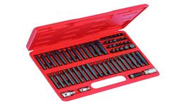 SP Tools Bit Set 3/8 & 1/2Dr 60Pc Professional