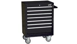 SP Tools Roller Cab Black Custom 7 Drawer
