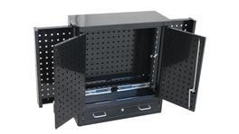 SP Tools Tool Box Black Custom Wall Cabinet