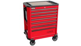 SP Tools Roller Cab Red Concept 7 Drawer