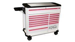 SP Tools 13 Drawer Concept M/Sport Roller Cab. White