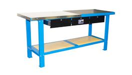 SP Tools Work Bench Custom 2000mm 3 Drawer Bom