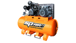 SP Tools 10Hp Stationary Compressor