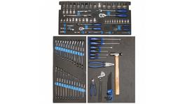 SP Tools EVA Foam Tool Kit 100 Pc Metric
