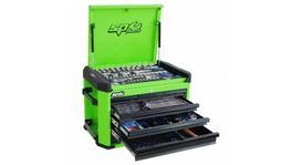 SP Tools Concept Series Tool Kit 212Pc Metric Green/Black
