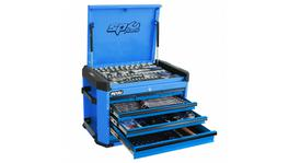 SP Tools Concept Series Tool Kit 212Pc Metric Blue
