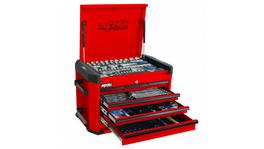 SP Tools Concept Series Tool Kit 212Pc Metric Red