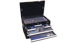 SP Tools Custom Series Tool Kit 138 Pc Metric 5 Dr Black