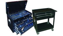 SP Tools Custom Series Tool Kit 135 Pc Metric/SAE