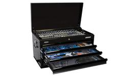 SP Tools Sumo Series Tool Kit 406 Pc Metric/SAE 7 Dr Black