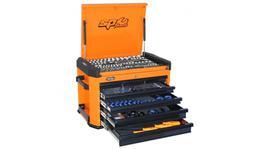 SP Tools Concept Series Tool Kit 251 Pc Orange/Black