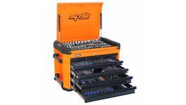 SP Tools Concept Series Tool Kit 295Pc Orange/Black