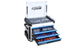 SP Tools Tech Series Professional Tool Kit 230 Pc (W/B)