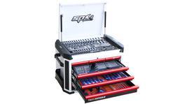SP Tools Tech Series Professional Tool Kit 230 Pc (W/R)