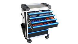 SP Tools Tech Series Professional Tool Kit 230 Pc 7 Dr (W/B)