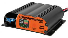 SP Tools Charger Battery Pulse 10 Amp 8 Stage