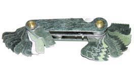 SP Tools Guage 52Pcs Metric/SAE Pitch Gauge