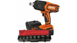 "SP Tools 18V 5.0Ah 3/4"" Dr Cordless Impact Wrench PLUS BONUS"