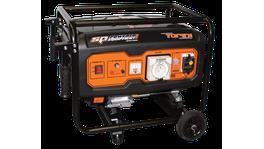 SP Tools 7Hp - 4.0 Kva Construction Series Generator
