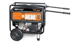 SP Tools 15Hp - 8.1Kva Construction Series Generator