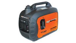 SP Tools Super Quiet Inverter Generator 2500W with BONUS Power Bank/Jump Starter