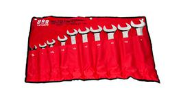 888 By SP Tools Spanner Set Roe SAE Jumbo 10Pc