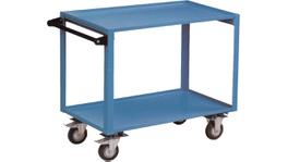 888 By SP Tools Trolley 2 Shelf Heavy Duty