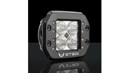 STEDI C-4 Black Edition Flush Mount LED Light Flood