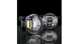 STEDI Universal Type A LED Fog Light Conversion Kit With DRL