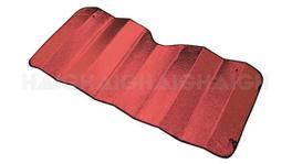 Sunland Interior Reflective Sun-Shade Red 150x70cm - MR02RE
