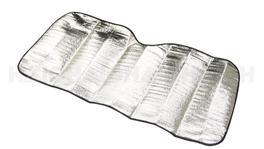Sunland Interior Reflective Sun-Shade Silver 130x60cm - WS40