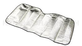 Sunland Interior Reflective Sun-Shade Silver 150x70cm - WS40L