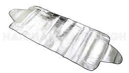 Sunland Exterior Reflective Sun-Shade Silver 180x80cm - WS50