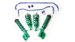 TEIN QSF34-GZSS2BAR Street Advance Coilover Kit & Sway Bar fits Holden Commodore VE 2006-13
