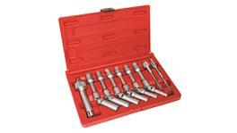 Toledo Glow Plug Joint Socket Set 9 Piece 304044