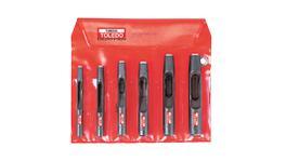 Toledo Hollow Wad Punch Set 321200