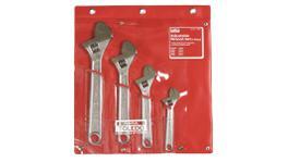 Toledo Shifters Tool Roll 4 Piece TSR01