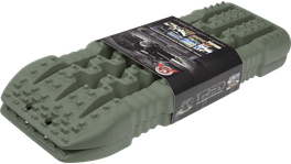 TRED 4x4 Recovery Tracks Ramps 800mm Military Green TRED08MG
