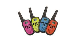 Uniden 0.5W UHF Handheld 4 Colour Pack