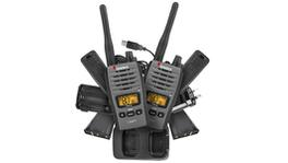 Uniden 1 Watt UHF Handheld - Twin Pack
