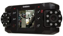 Uniden Dual Camera Black Box – Accident Cam Vehicle Recorder With Night Vision