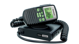 Uniden Mini Compact Size UHF With Remote Mic & Large LCD